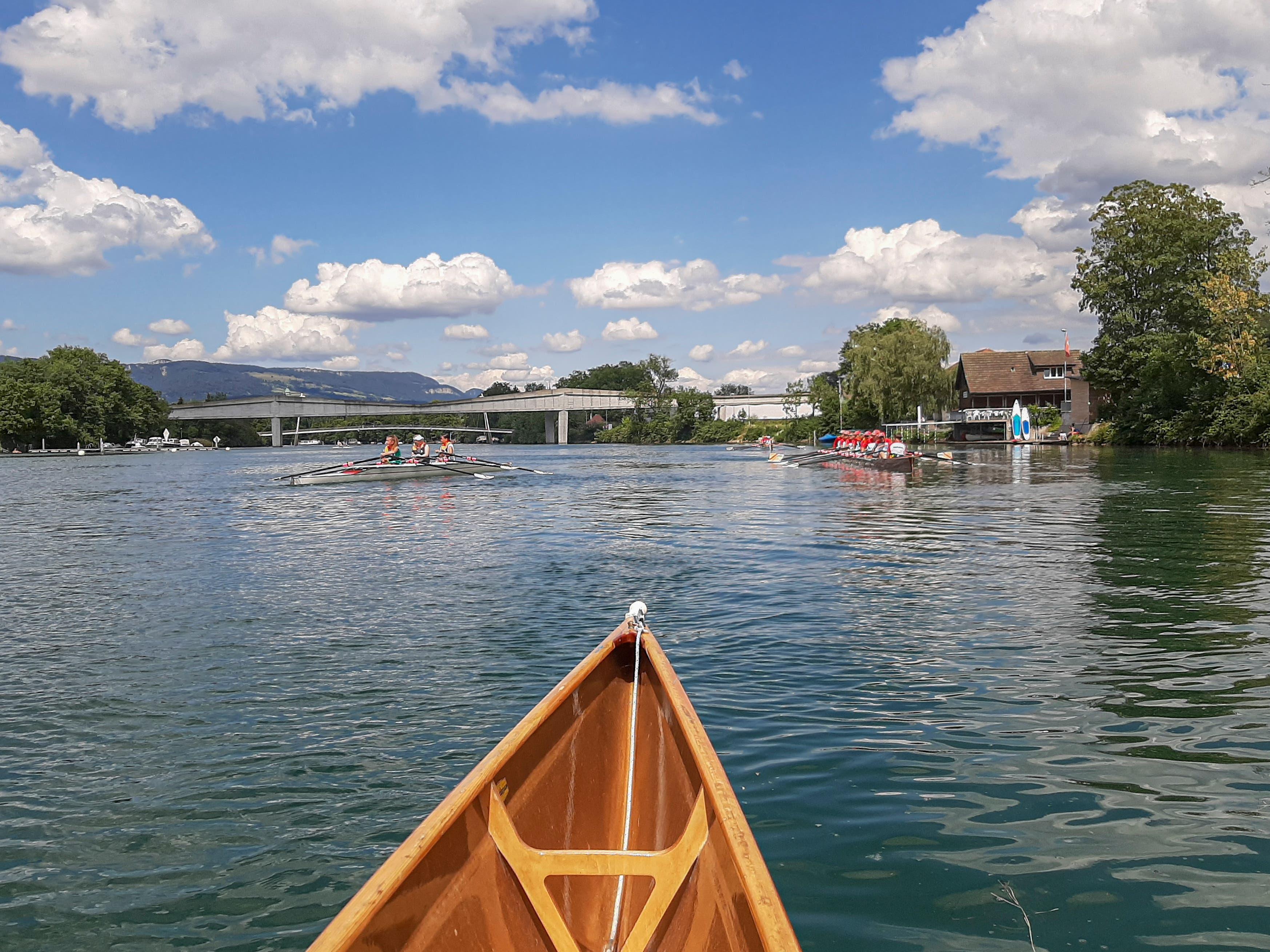Sommeranlass des Solothurner Ruderclubs
