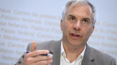 Martin Ackermann ist Professor für Mikrobiologie an der ETH Zürich und Leiter der nationalen Corona-Taskforce. (Keystone)