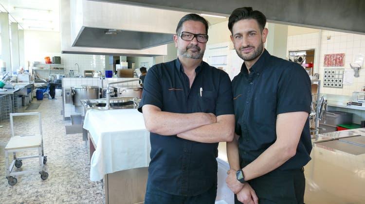 Wechsel bei Cucina Arte: Jetzt lenken Vater und Sohn die Geschicke der Firma
