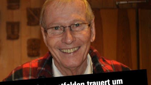 Abschied von Alt-Gemeinderat Max O. Schmid
