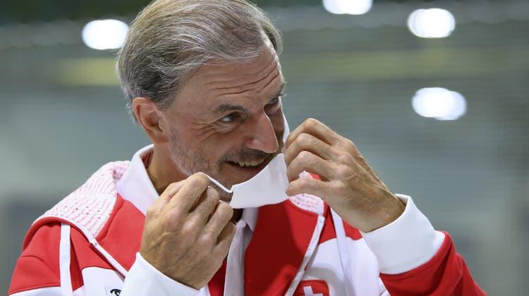 Tennisexperte Heinz Günthardt traut den Frauen des TC Zofingen bei ihrer NLA-Premiere eine Überraschung zu
