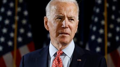 US-Präsidentschaftsanwärter Biden gegen Israels Annexionspläne