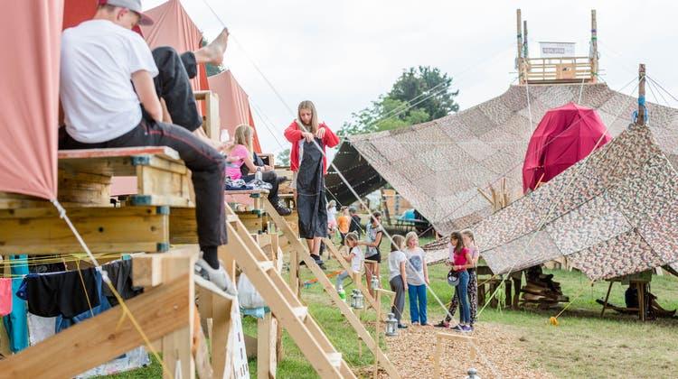 Sommerlager der Jugendverbände: Mit der Fünferregel macht es wenig Sinn