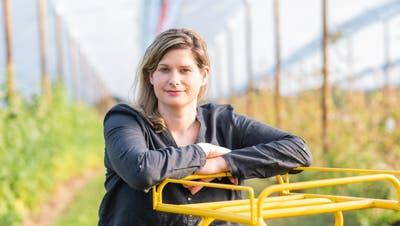 Eine Schnottwilerin investiert, um vom Hof leben zu können