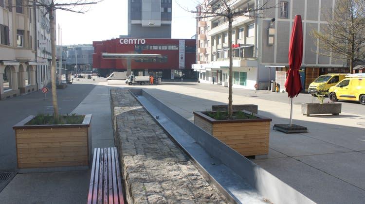 Der Marktplatz soll mit einer Markthalle an Attraktivität gewinnen
