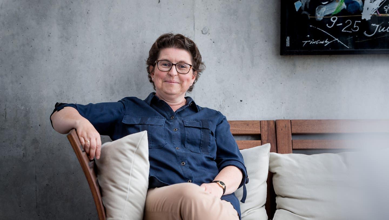 Kandidatin Sandra Morstein: «Ich bin keine Parteisoldatin»