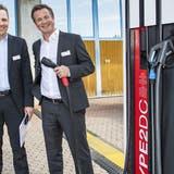 Der Konkurrenzkampf nimmt zu – Primeo Energie baut E-Auto-Ladestation im Hoheitsgebiet der EBL