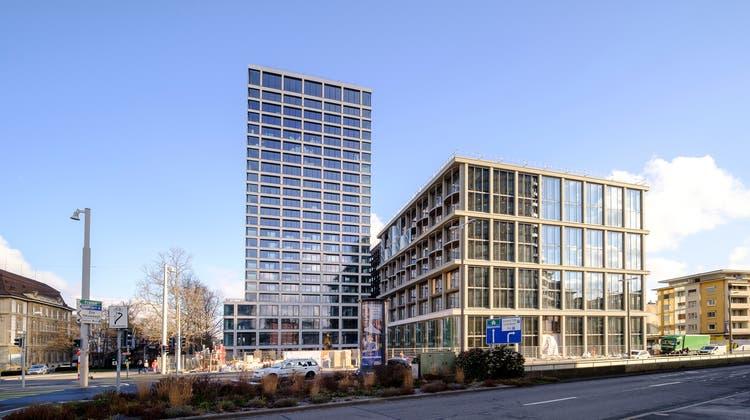 Wegen Homeoffice: Coronakrise verursacht Büro-Leerstände in Basel