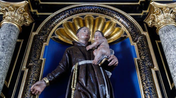 Bald zur Einweihung bereit: Restauration der Antonius-Kapelle brachte einiges an Überraschungen mit sich