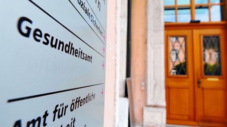 Ein Umbau im Departement von Susanne Schaffner: Chef fürs kantonale Gesundheitsamt gesucht