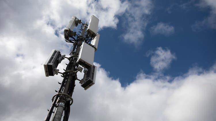 Gemeinden können Einfluss auf den Standort von Handy-Antennen nehmen, Einwohner aber kaum