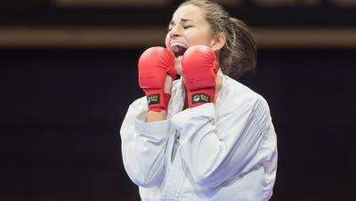 Schlussmachen per Facebook: Das Olympiadrama der Aargauer Karateka Elena Quirici