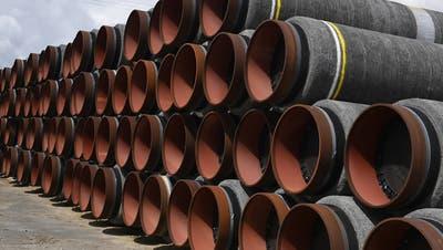 Kreml: Ostsee-Pipeline wird trotz neuer US-Drohungen zu Ende gebaut