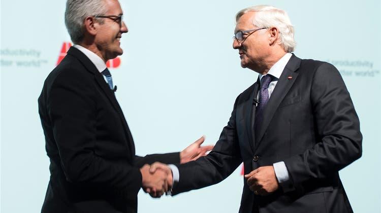 Spiesshofer passt nicht mehr – was genau hinter dem Abgang des ABB-Chefs steckt