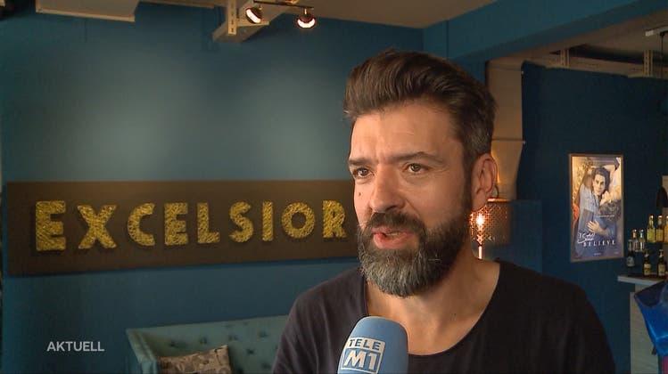 Cinema Excelsior trotzt der Coronakrise: Auf der grossen Brugger Leinwand werden Wunschfilme gezeigt