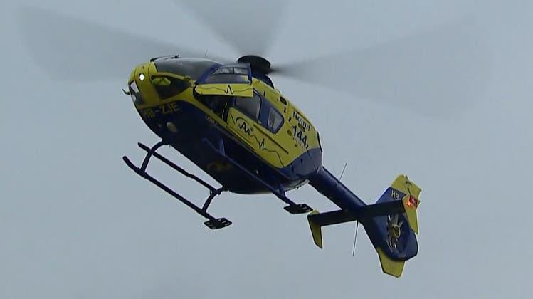 Wegen mehr Lärm: Anwohner wehren sich gegen den Helikopter auf dem Limmi-Dach