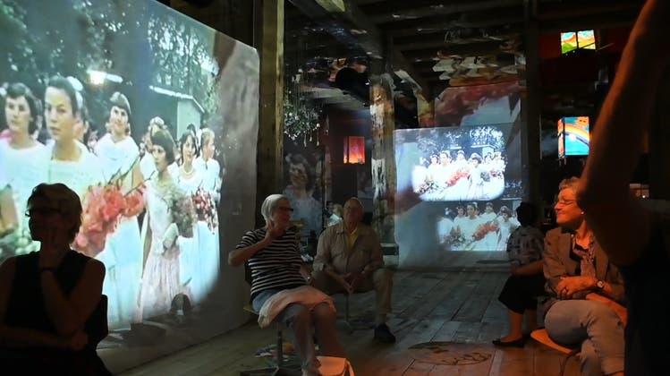 Statt eines Jugendfestes gibt es in Brugg eine Multimediale Show zu sehen