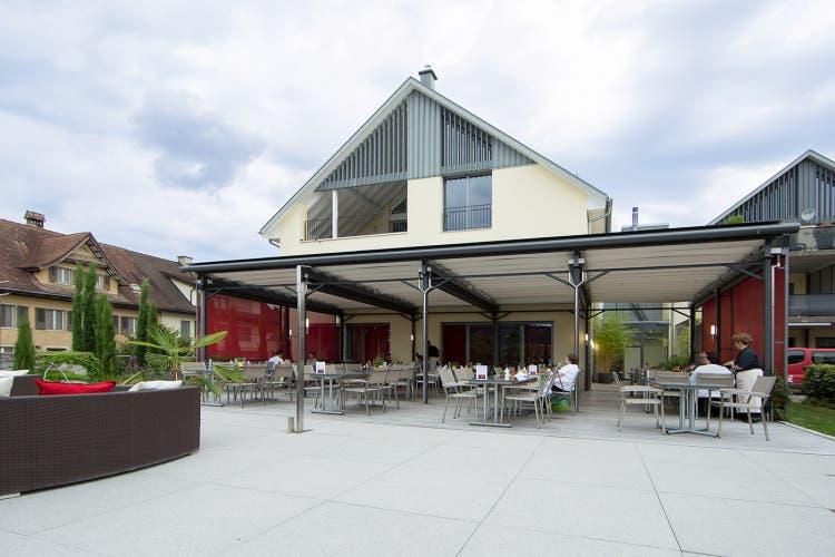 Platz 7: Restaurant Sonne, Leuggern.