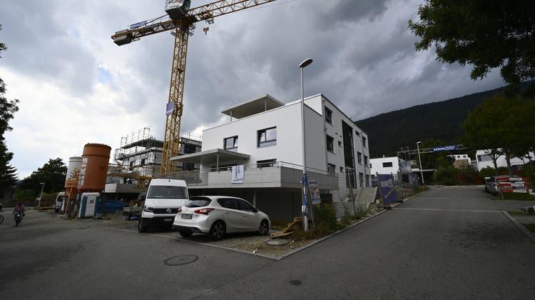 Rundgang im Kastels: In keinem Quartier der Stadt wurde und wird so viel gebaut