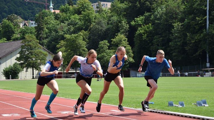 Der Startschuss in die Leichtathletiksaison ist gefallen