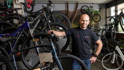 Die Veloläden sind ausgeschossen – das neue Fahrrad ist ein Sechser im Lotto