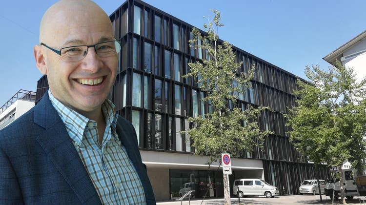 Bernhard Beutler wird neuer Direktor des BBZ Solothurn-Grenchen