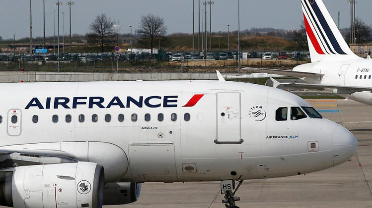 Air France streicht Paris-Orly ab Basel