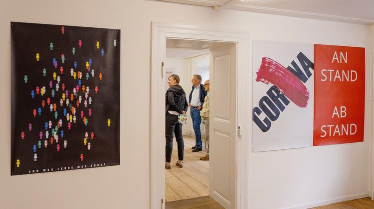 Kreativ und konstruktiv: Die Ausstellung zur grossen Basler Plakataktion im Museum