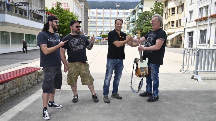 «Rock am Märetplatz» geht weiter mit neuem Team – und findet nächstes Jahr wieder statt