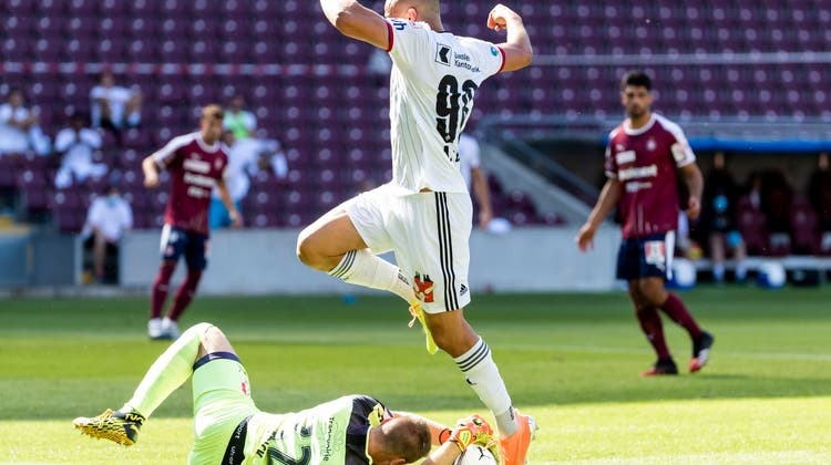 Nach dem 2:2 bei Servette: Der FCB hat seine letzte Hoffnung verspielt