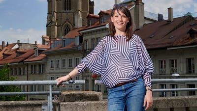 «Die Saane ist halt nicht der Rhein»: Basler Grünen-Politikerin Mirjam Ballmer lebt im selbstgewählten Exil