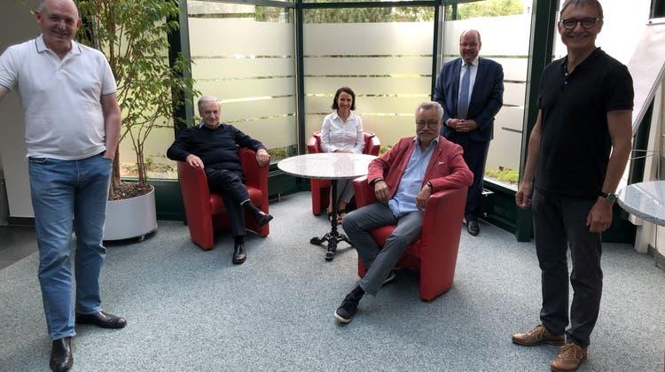 Langjähriges Mitglied der Raiffeisenbank sagt Adieu