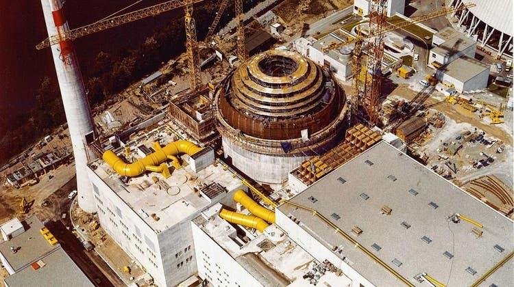 Vergebliche Proteste in den 70ern und 80ern gegen den Bau des AKW Leibstadt – ein Atomkraftgegner erzählt