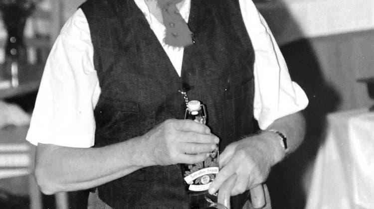 Ernst Moser sang sich in die Herzen der Grenchner