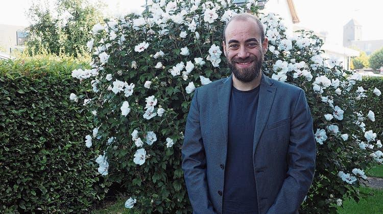 Er hat den Durch-Blick: Daniele Mezzi will den zweiten CVP-Sitz im Bezirk Laufenburg