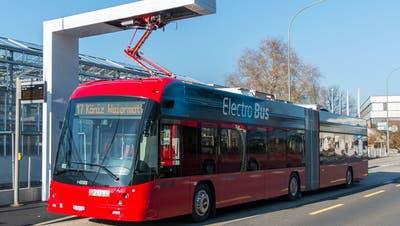 Kanton Solothurn soll mit mehr Elektrobussen Schadstoffe in der Luft senken