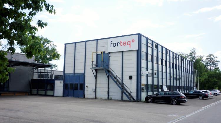 «Mehr Kundennähe, modernerer Standort»: Wieso Forteq den Standort Derendingen schliesst
