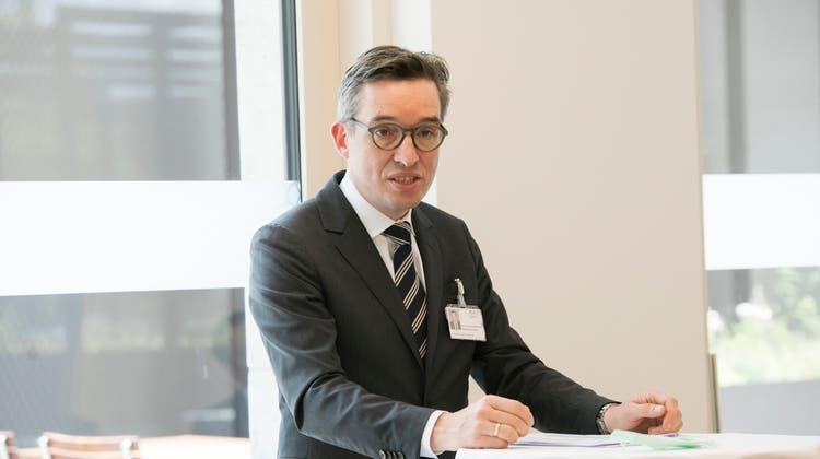 Chefarzt Wolfram Kawohl verlässt die Klinik Königsfelden