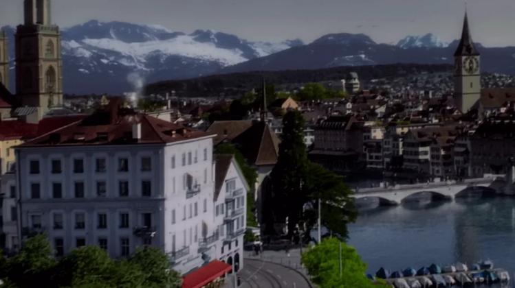 Zürich im Hollywood-Format: Altstadt weicht fiktivem Campus
