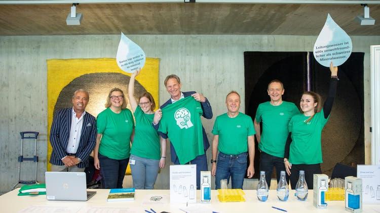 EcoLogicals: Eine neue Mitmachgruppe bewegt die Roche