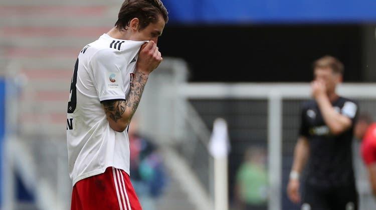 Hamburger SV blamiert sich gegen Sandhausen und verpasst Relegation – VfB Stuttgart steigt auf