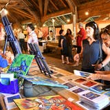 Kunstmarkt auf der Holzbrücke ist abgesagt – Alternativstandort kam fürs OK nicht infrage