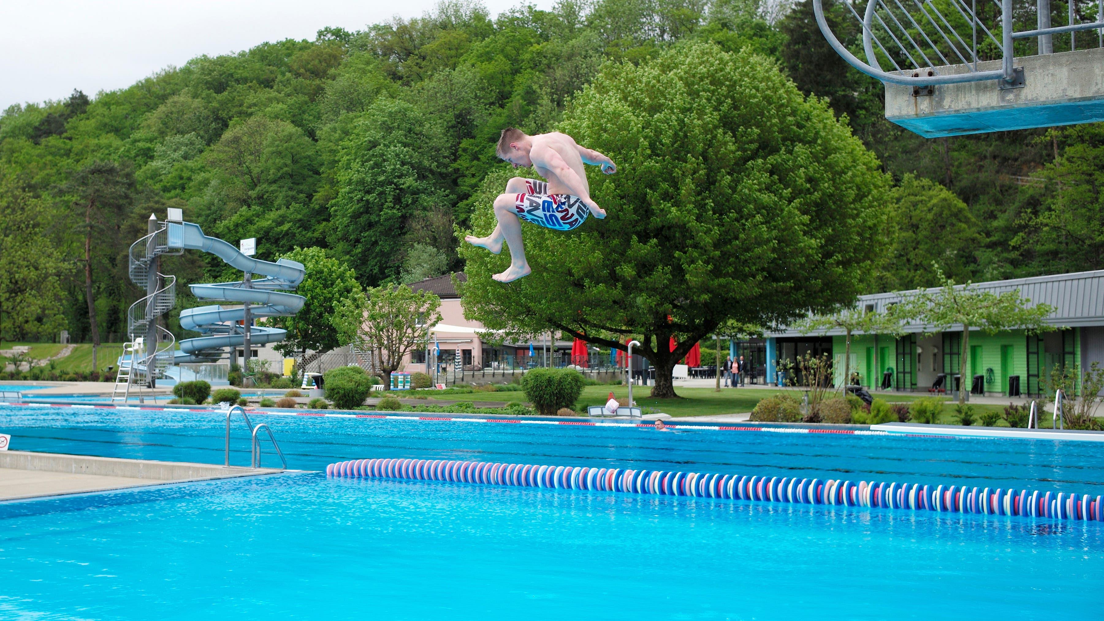 bettingen schweiz schwimmbad wallisellen