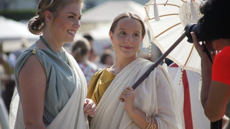 Corona plagt Augusta Raurica: Jetzt gibts ein Römerfest in kleinen Häppchen
