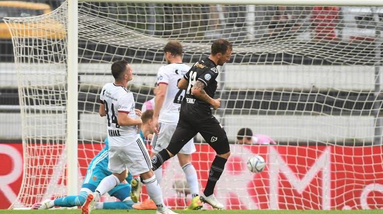 1:2-Niederlage: Der FCB verliert in Lugano Spiel, Nerven und den Anschluss
