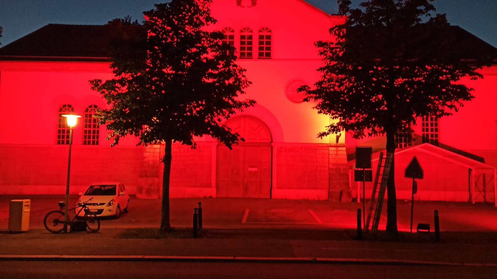 «Night of light» in der Stadt Solothurn