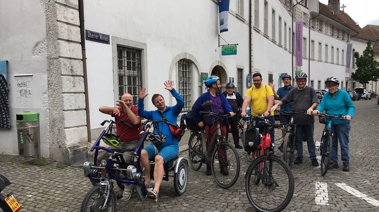 insieme Solothurn: Mir si wieder do - zwei Anlässe erfolgreich mit Schutzkonzept..