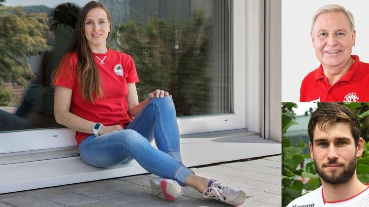Diese drei verdienten Persönlichkeiten aus dem Aargauer Sport treten durch die Hintertür ab