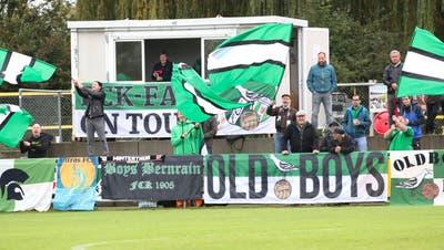 Das Derby ist ein Spektakel. Das beweisen auch die Fanblocks mit ihrem Auftritt am Spielfeldrand. (Bild: Mario Gaccioli)