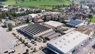 Das Gebiet Winkeln-Nord soll attraktiv für Unternehmen werden. Thomas Scheitlin, Stadtpräsident von St.Gallen. (Bild: Ralph Ribi (4.September 2019) Bild: Ralph Ribi)